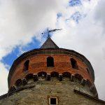 Башни крепости...