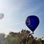 Фестиваль воздушных шаров......