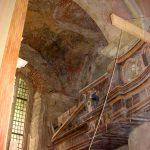 Реставрация -Доминиканский собор...