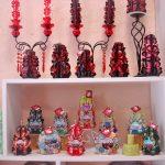 Декоративные свечи Мастерицы Яны