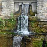 Парк влюблённых, водопад