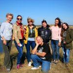 Команда Пленэра прибыла в Бакоту