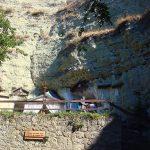 Бакотский скальный монастырь-святое место