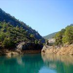 Зелёный каньон, Турция19