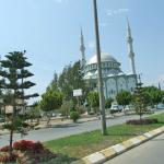 Манавгат, Зелёная мечеть