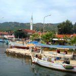 Яхты и Мечеть