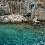г.Кекова в скалах и под водой 1