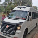Наш автобусик- Пленэр в Турции (подготовка) - Часть 6 - Св.Николай-Кекова-Мира
