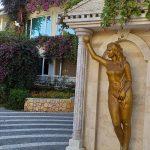 Скульптуры отеля