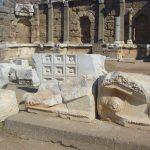 Древний город Сиде 8