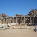 Древний город Сиде 2