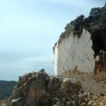 По дороге к Св. Николаю - мраморные горы