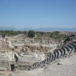 Амфитеатр Сиде 3