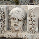 Древние барельефы Миры