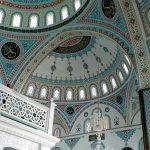 Внутренние залы Мечети.