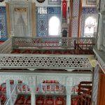 Внутренние залы Мечети