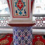Великолепная орнаментальная роспись храма