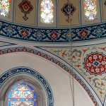 Мечеть. г. Манавгат. роспись, заказать картину...