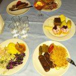 Горячие блюда 10 видов
