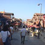 Торговые улочки Сиде