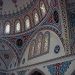 Мечеть. г. Манавгат. роспись, узор, орнамент..