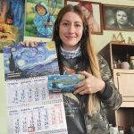 Виктория Чуприяновская - Победитель (2 место) с Призами