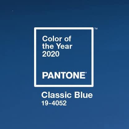 19-4052 Classic Blue (Классический синий)