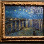"Vincent Van Gogh ""Starry night"", 1888 ©️Ganna Prokhorova Photo made at Музей Орсе, Paris, 2019"