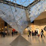Музеи Парижа, фоторепортаж, Лувр, заказать картину