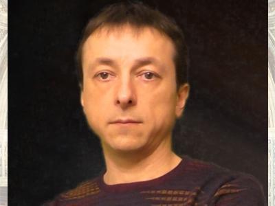 Художник Олег Дышкант - живопись