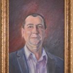 Портрет тата, Дмитрий Михайловский