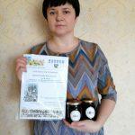 2 место-Виктория Маланюк - пбедитель Конкурса пейзажа