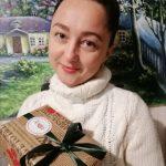 Анна Гридасова с призом