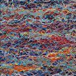 Сорок кольорів і відтінків, Петро Грицюк, 70х50, полотно, змішана техніка, 2020
