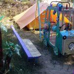 Детский городок для внучат