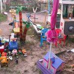 Детский городок для внучат1