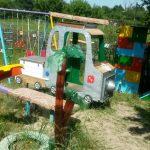 Детский городок для внучат2
