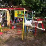 Детский городок для внучат3