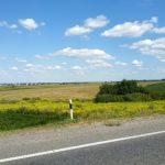 По дороге в Карпаты