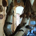 Интерьер гуцульского ресторана