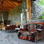 Гуцульські мандри - Оздоровительные чаны,интерьер