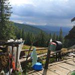 Сыроварня на высоте 1200 метров, Карпаты