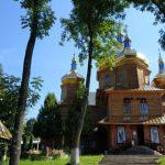 Храмы Карпатские