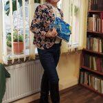 Победитель (2 место) Конкурса Оксана Церковная с призами