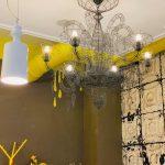 50 оттенков серого и жёлтого, заказать картину в этой цветовой гамме14