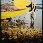 50 оттенков серого и жёлтого, заказать картину в этой цветовой гамме6