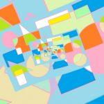 Окрылённость, компьютерная графика, 21х30, Светлана Джежер -Лычёва