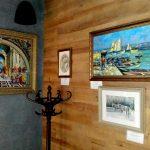 Выставка живописных и графических работ художника Олега М. Караваева