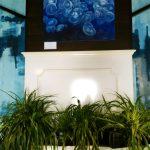Персональная выставка художника Олега М. Караваева.