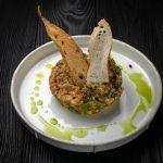 Смачний тартар з лосося